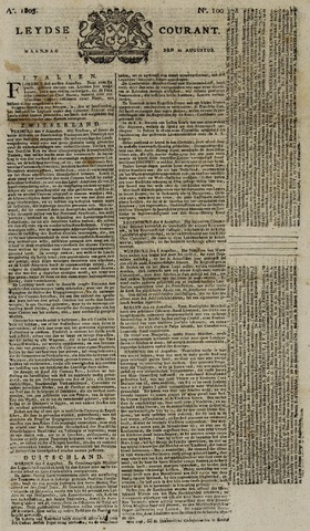 Leydse Courant 1803-08-22