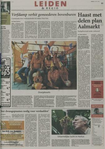 Leidsch Dagblad 2004-06-15
