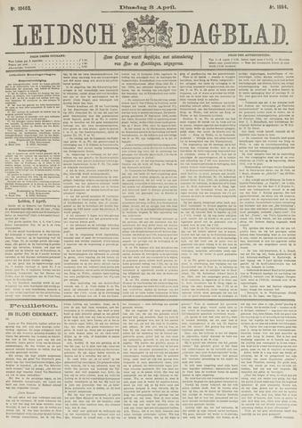 Leidsch Dagblad 1894-04-03