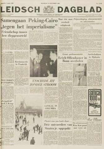 Leidsch Dagblad 1963-12-16