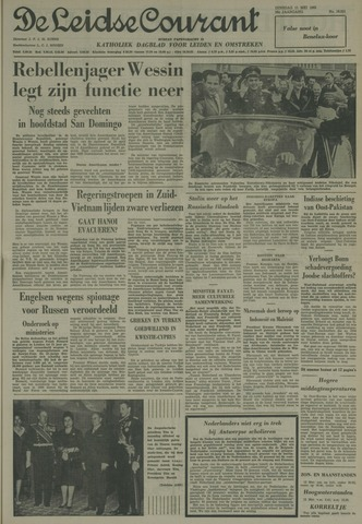 Leidse Courant 1965-05-11