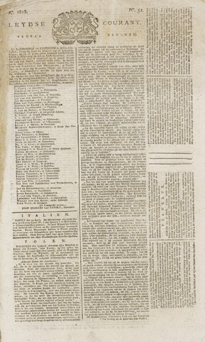 Leydse Courant 1818-05-01
