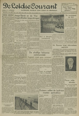 Leidse Courant 1951-02-28