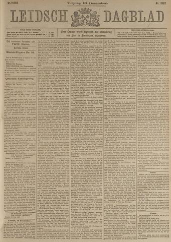 Leidsch Dagblad 1907-12-13