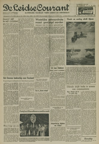 Leidse Courant 1952-07-05
