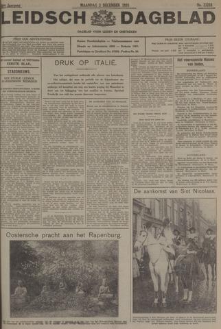 Leidsch Dagblad 1935-12-02