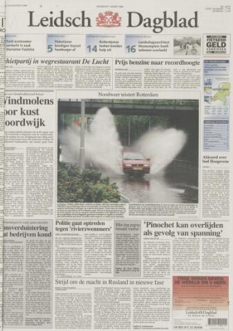 Leidsch Dagblad 1999-08-10