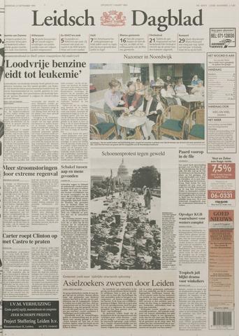 Leidsch Dagblad 1994-09-22