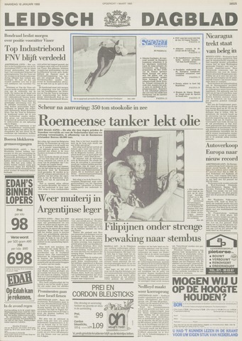 Leidsch Dagblad 1988-01-18