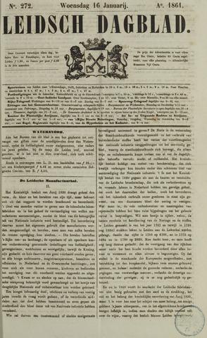 Leidsch Dagblad 1861-01-16