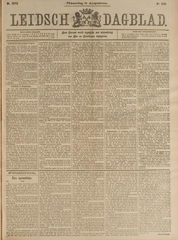 Leidsch Dagblad 1901-08-05