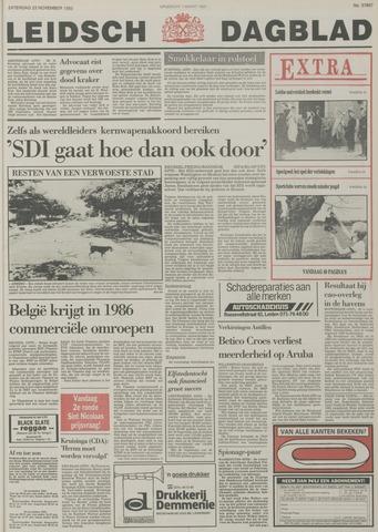 Leidsch Dagblad 1985-11-23