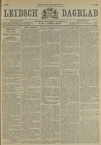 Leidsch Dagblad 1911-08-19