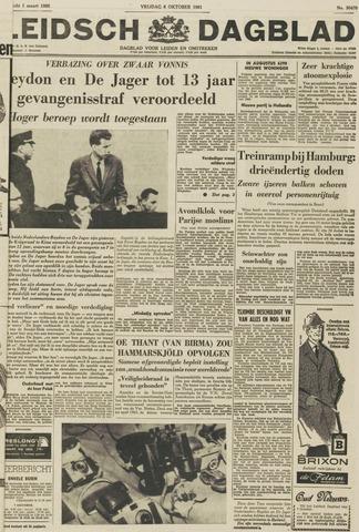 Leidsch Dagblad 1961-10-06