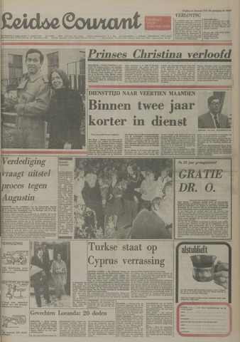 Leidse Courant 1975-02-14