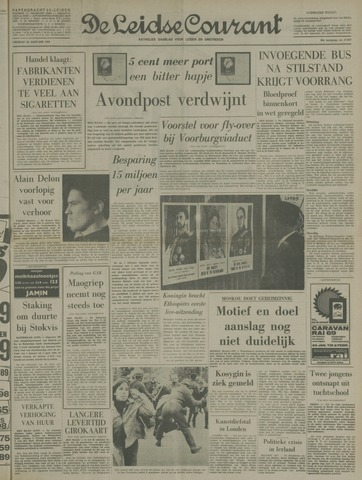 Leidse Courant 1969-01-24