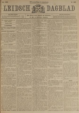 Leidsch Dagblad 1907-10-02