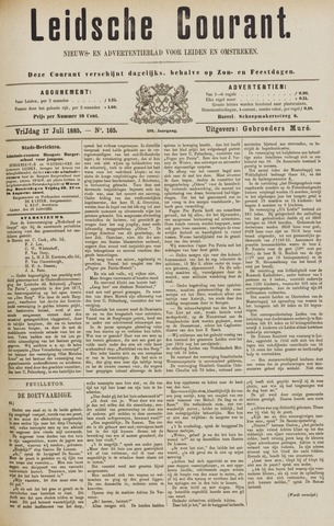 Leydse Courant 1885-07-17