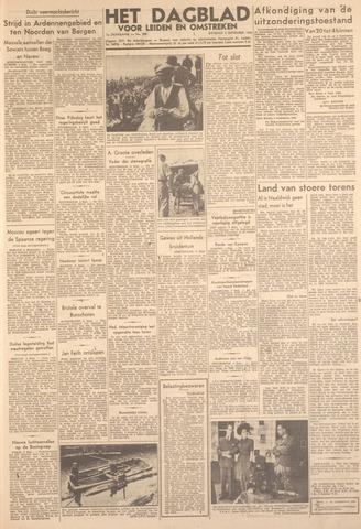 Dagblad voor Leiden en Omstreken 1944-09-05