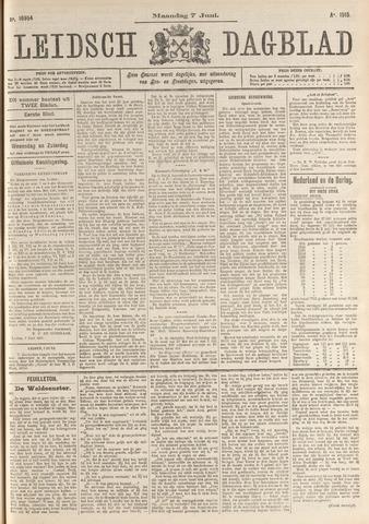 Leidsch Dagblad 1915-06-07