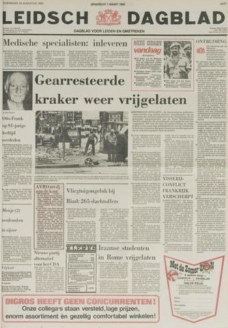 Leidsch Dagblad 1980-08-20