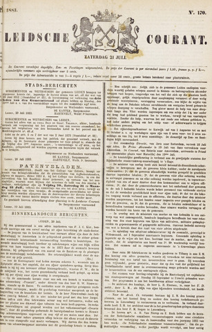 Leydse Courant 1883-07-21