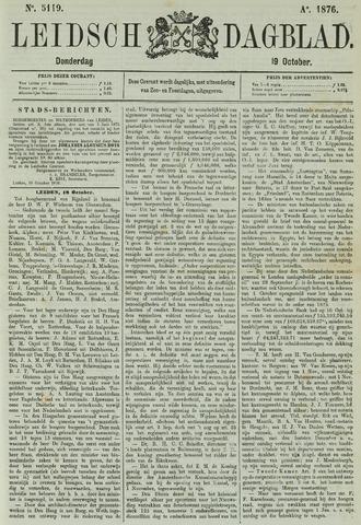 Leidsch Dagblad 1876-10-19