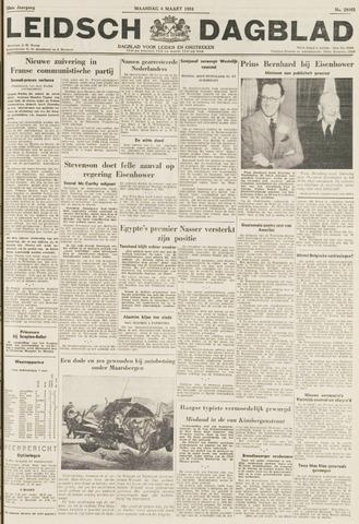 Leidsch Dagblad 1954-03-08
