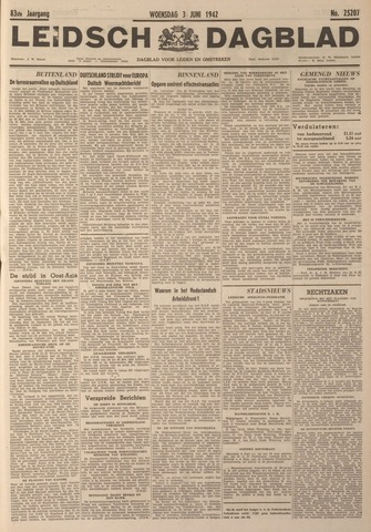 Leidsch Dagblad 1942-06-03