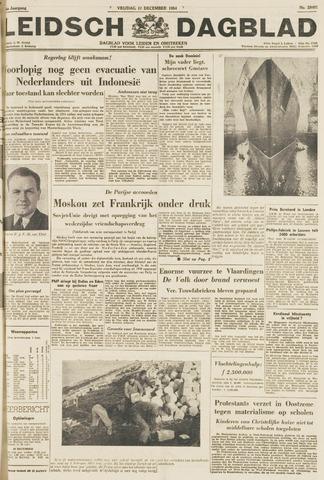 Leidsch Dagblad 1954-12-17