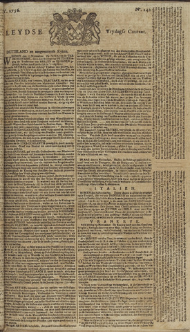 Leydse Courant 1756-11-26