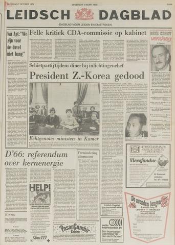 Leidsch Dagblad 1979-10-27