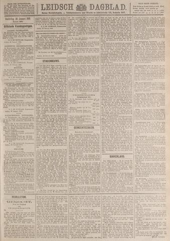 Leidsch Dagblad 1919-01-30