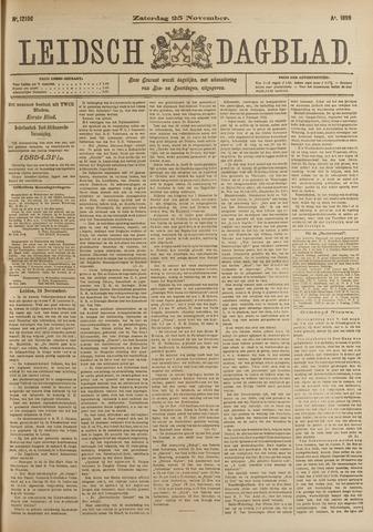 Leidsch Dagblad 1899-11-25