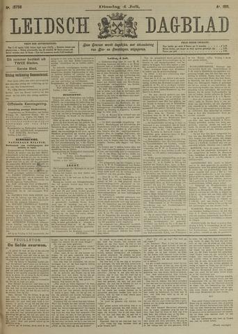 Leidsch Dagblad 1911-07-04