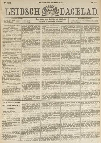 Leidsch Dagblad 1894-01-03