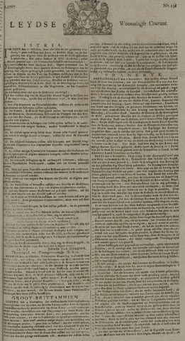 Leydse Courant 1727-11-12