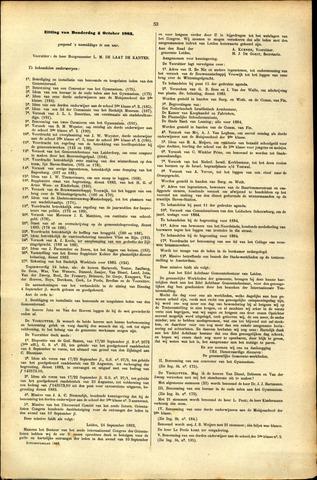 Handelingen van de Raad 1883-10-04
