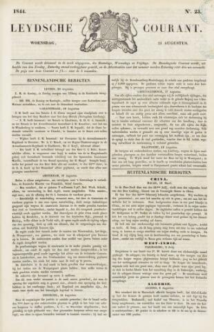 Leydse Courant 1844-08-21