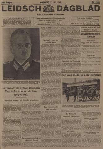 Leidsch Dagblad 1940-05-23