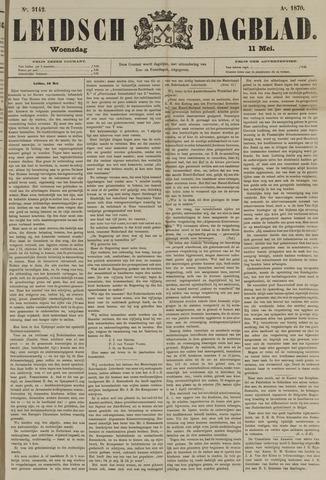 Leidsch Dagblad 1870-05-11