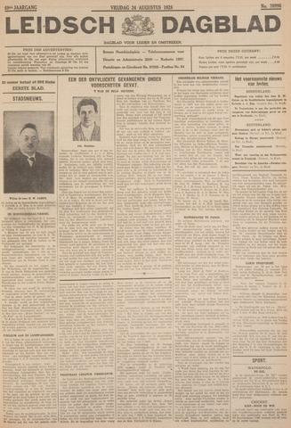 Leidsch Dagblad 1928-08-24