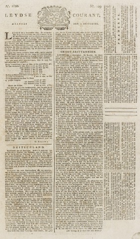 Leydse Courant 1820-09-11