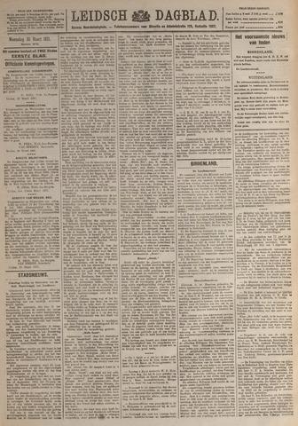 Leidsch Dagblad 1921-03-30