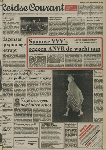 Leidse Courant 1981-03-05