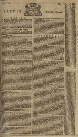 Leydse Courant 1754-12-20