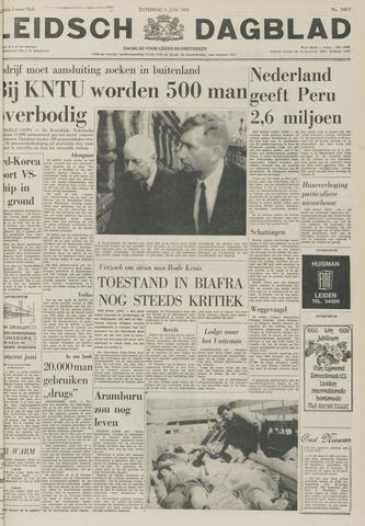 Leidsch Dagblad 1970-06-06