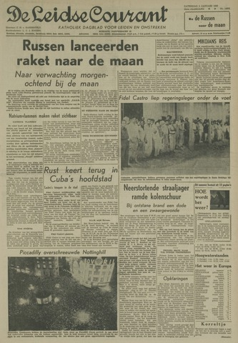 Leidse Courant 1959-01-03