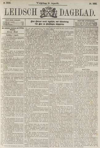Leidsch Dagblad 1892-04-08