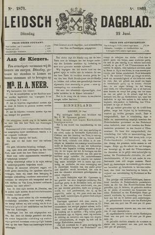 Leidsch Dagblad 1869-06-22
